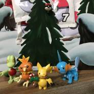 Pokémon Advent Calendar: the First 3 Days