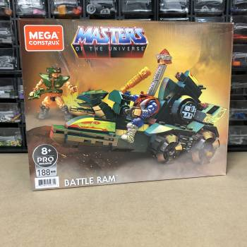 Masters of the Universe Battle Ram Preview
