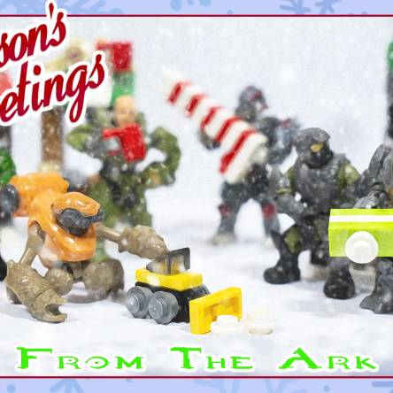 Seasons Greeting From The Ark