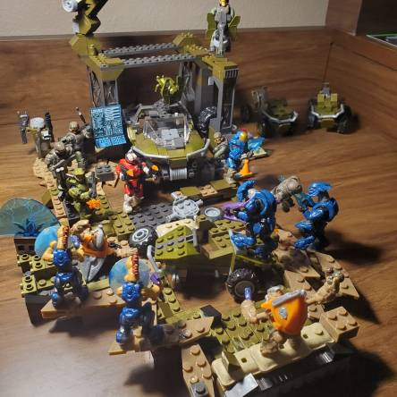 Battle Diorama