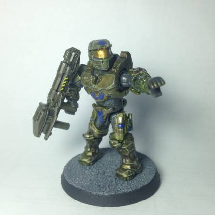 Mark IV Spartan