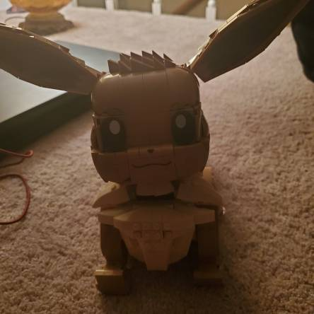 Evee, my first build