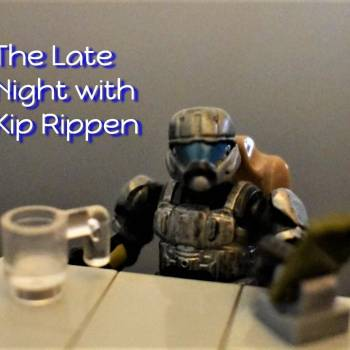 The Late Night with Kip Rippen - Cini's Story