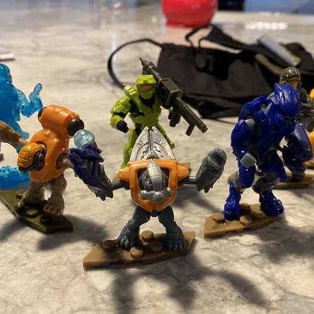 Blind bag figs!