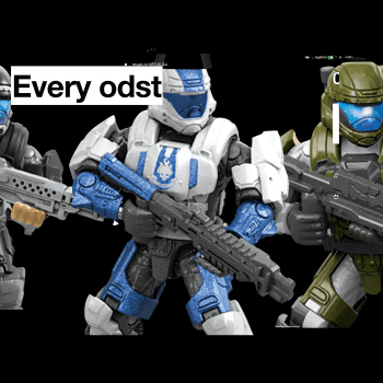 Every odst