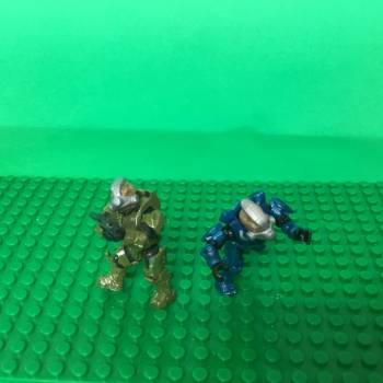 Contest for cursed halo images