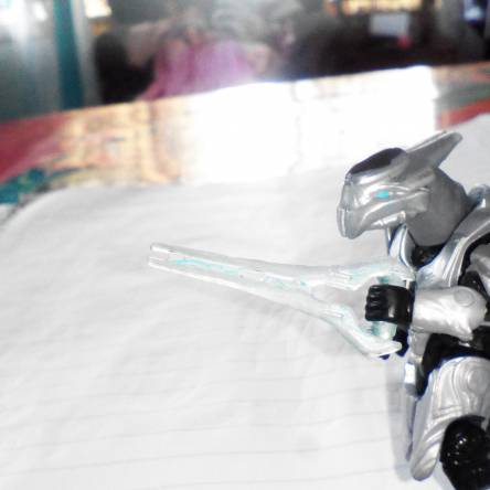 Custom Energy sword halo reach