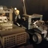 Attack on the War Rig