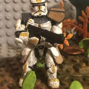 Star Wars 327th Star Corps Lieutenant