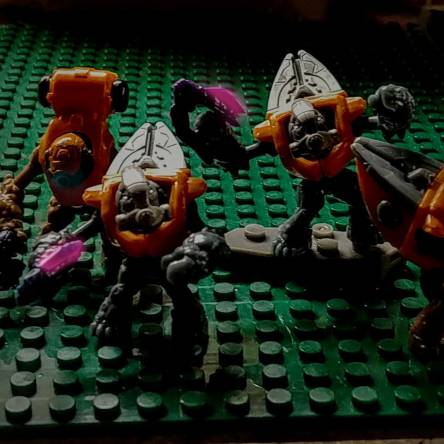 The mighty army of the covenant!