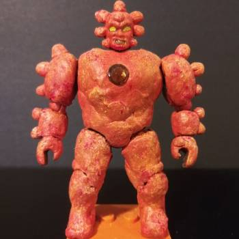 1980s Crystar Moltar Prince of Magma custom figure