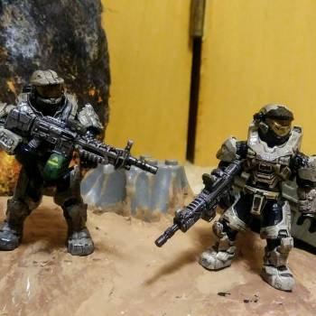 Spartan 409 and 306