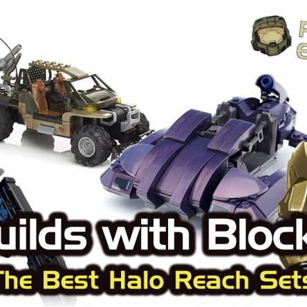 Builds with Blocks: Best Halo Reach Sets