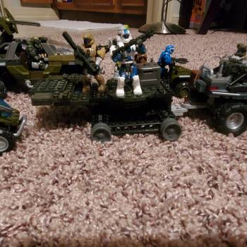 ODST Convoy