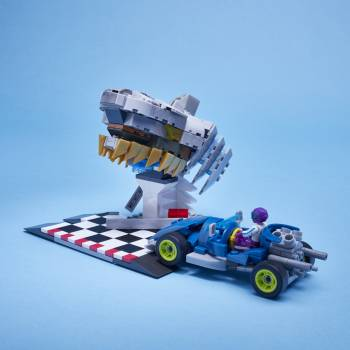 The Track Chomper