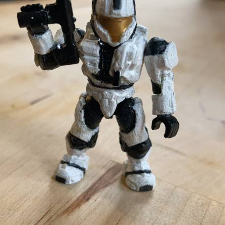 My first painted custom!