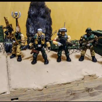 Just an update on my Small Soldiers