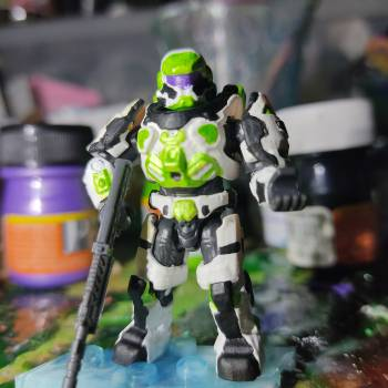 Custom spartan Mark VI