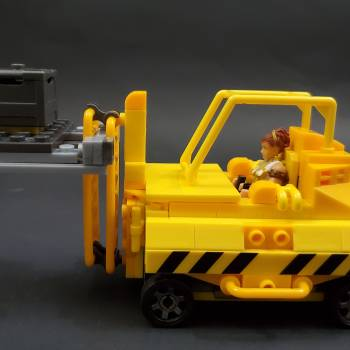 Do you even lift? of course I lift, I forklift!