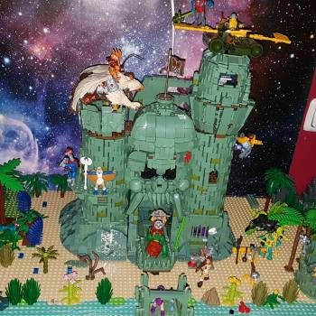 Castle Grayskull, full update