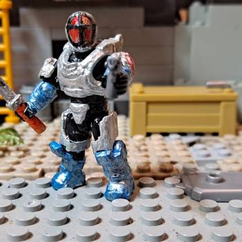 Custom Halo Spartan Oceanic