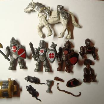 New Medieval Figures and more...