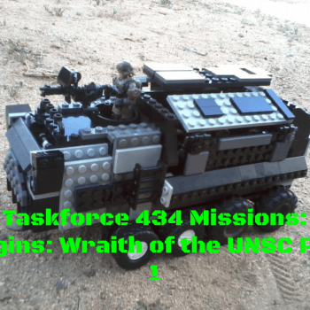 Taskforce 434 Missions: Origins: Wraith of The UNSC Part 1