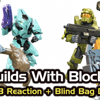 Builds with Blocks: Series 3 Blindbags Plus Our DREAM Blindbags