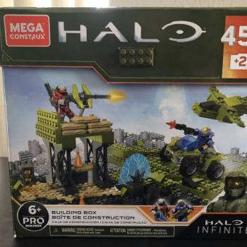 Review: Halo Building Box