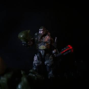 """HALO WARS 2 """"As I suspected... Nothing but a man"""""""