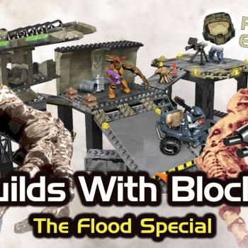 Builds with Blocks: The Flood Special