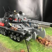 Apocalypse tank from RE2