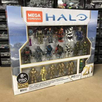 Behind the Scenes: Halo 20th Anniversary Character Pack