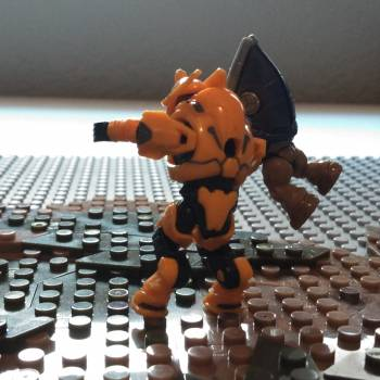 What to do with an annoying grunt