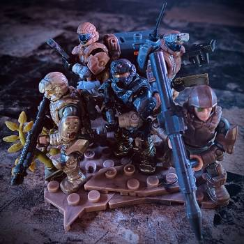 UNSC Special Forces.