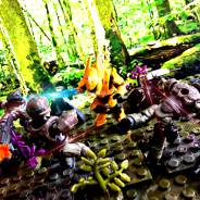 Warlord Attack! and DQ