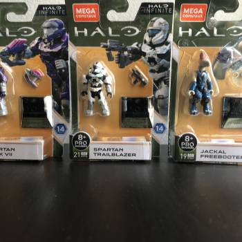 Halo Heroes Series 14: Review
