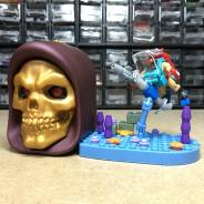Behind the Scenes: Masters of the Universe Zodac Scubattack