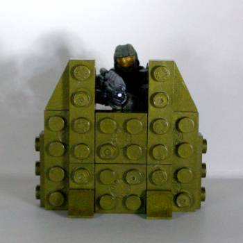 UNSC Deployable Cover