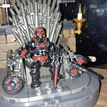 There's only one worthy of the throne.