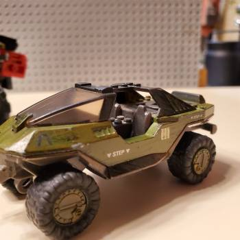 My Warthog Scale Collection