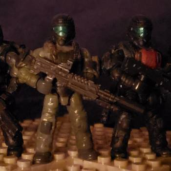 ODST GHOST TEAM